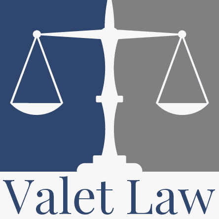 Valet Law - Lawyer for Malpractice, Personal Injury, Product Liability