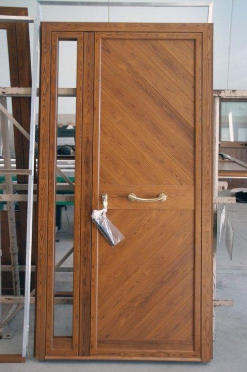 porta legno e pvc