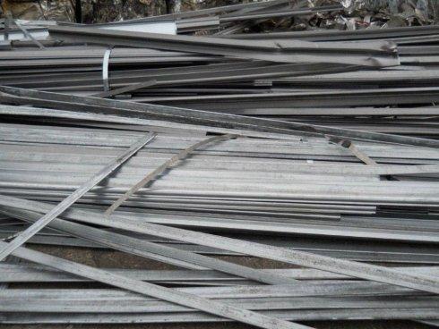 Recupero materiali ferrosi.
