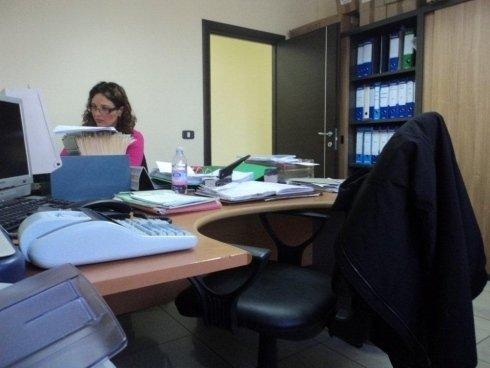 Ufficio gestione archivi.