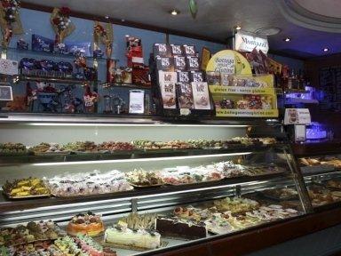pasticcini siciliani, tabaccheria, ricevitoria