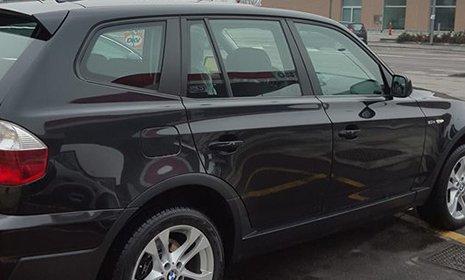 vendita auto nera usata AUTORIPARAZIONI MOBIL 1 Novara