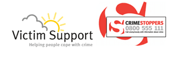 AM-PM Security - Victim Support and Crimestoppers