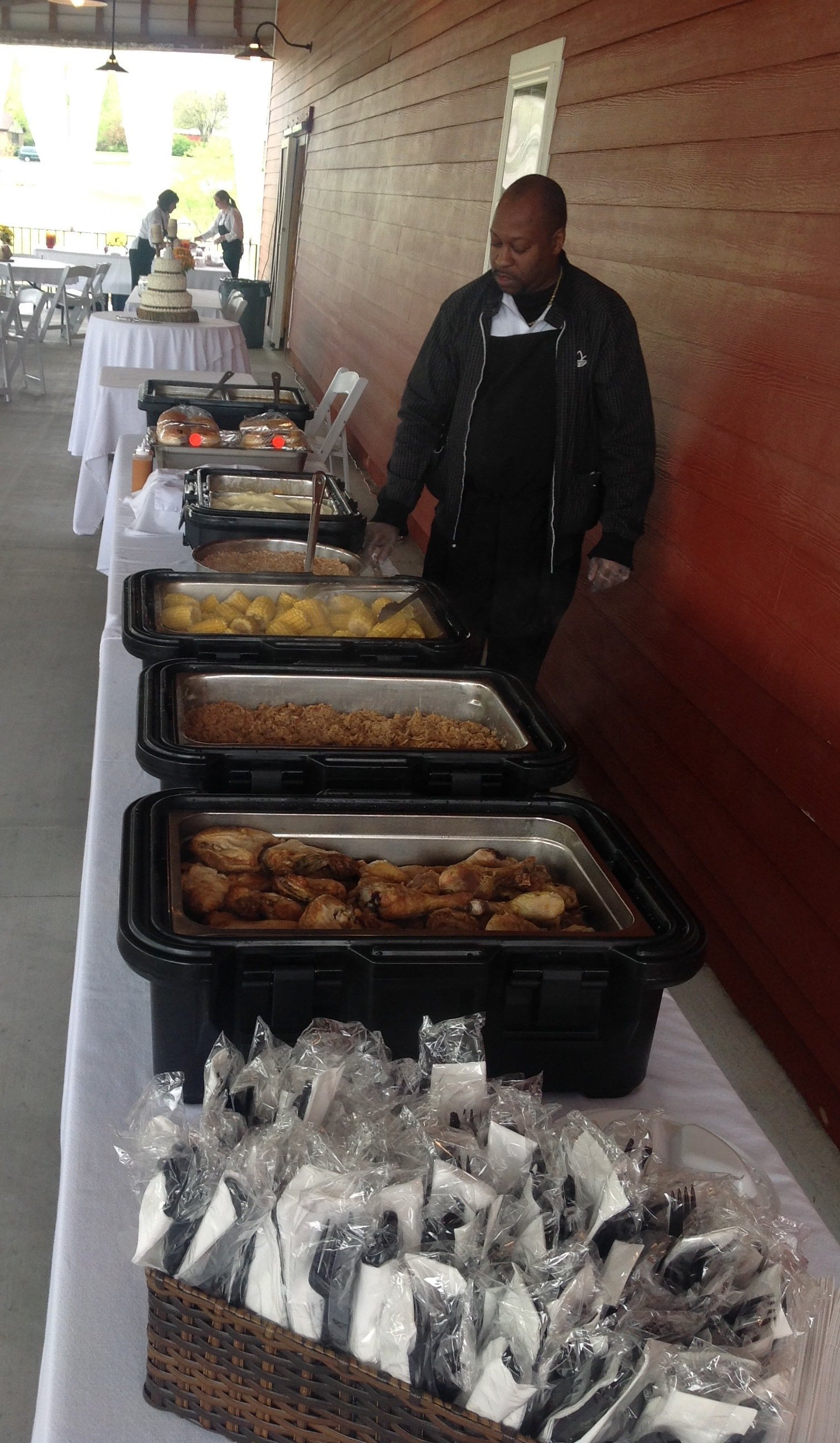 Catering by carter brother in High Point, NC