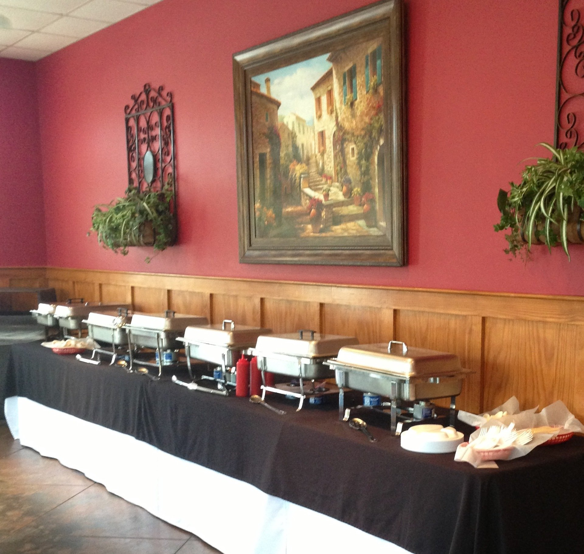 Catering by carter brothers in High Point, NC