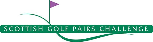 Scottish Golf Pairs Challenge logo