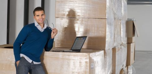 Storage space representative in Clarkson, NY