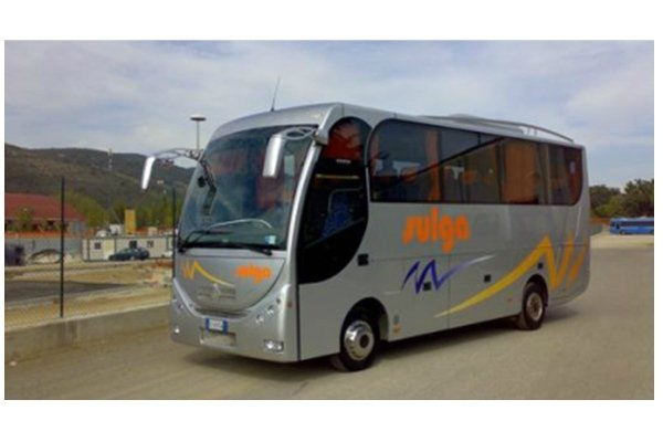 servizi per trasporti terrestri di passeggeri