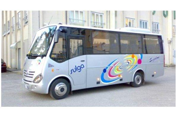 trasporti stradali di passeggeri