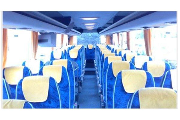 autobus con aria condizionata