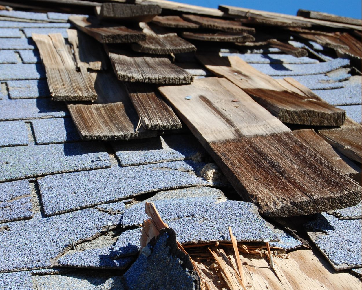 Shingles And Metal Roofing Replacement Fairbanks Roofing
