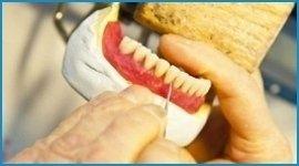 riparazione dentiere mobili