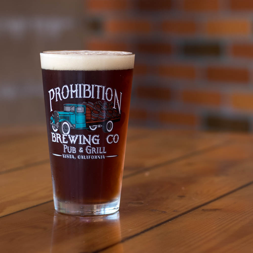 ruby red ale award winning san diego prohibition beer