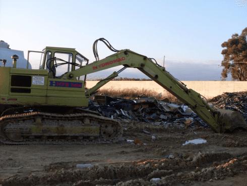 demolizione sicura