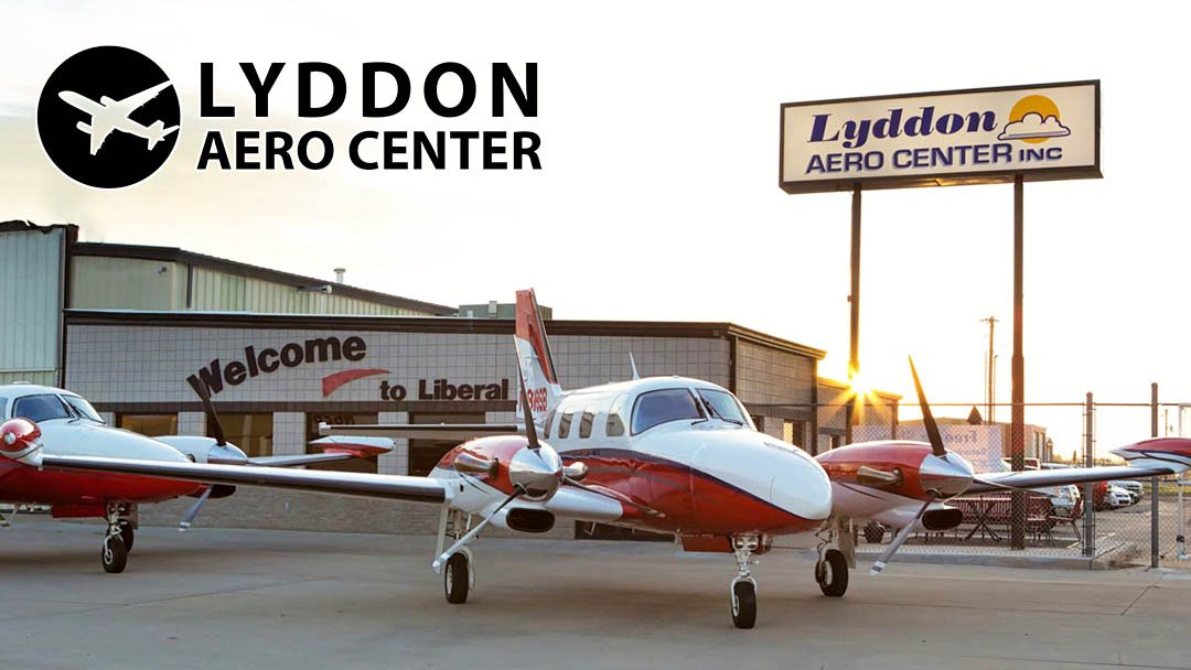 Lyddon Aero Center - FBO Liberal, KS - KLBL