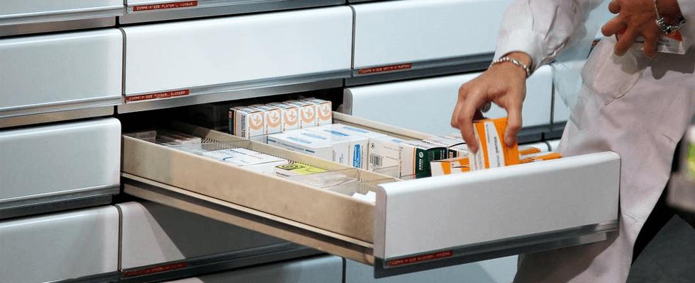 farmacia fornita