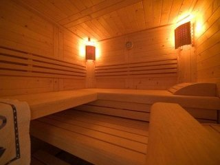 sauna - Hotel Vecchia America