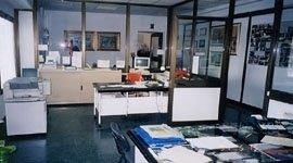 uffici amministrativi autofficina
