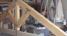 lavorazione legnami, legno lamellare, listelli in legno