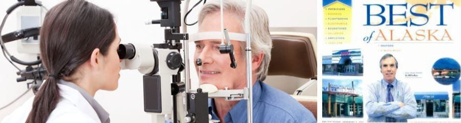 Professional optical care in Anchorage, AK