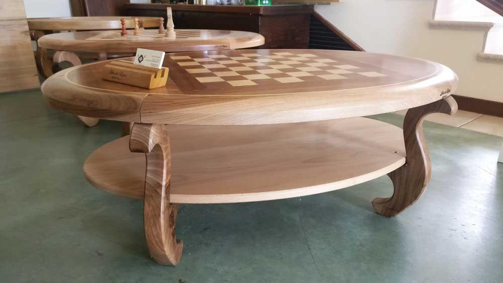 complementi arredo in legno personalizzati