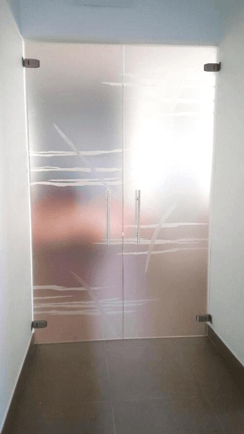 porta scorrevole