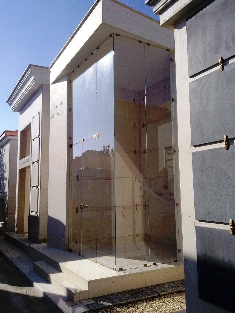produzione porte in vetro