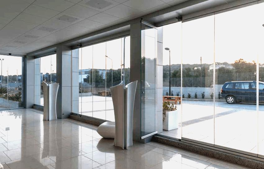 vetrate per negozi