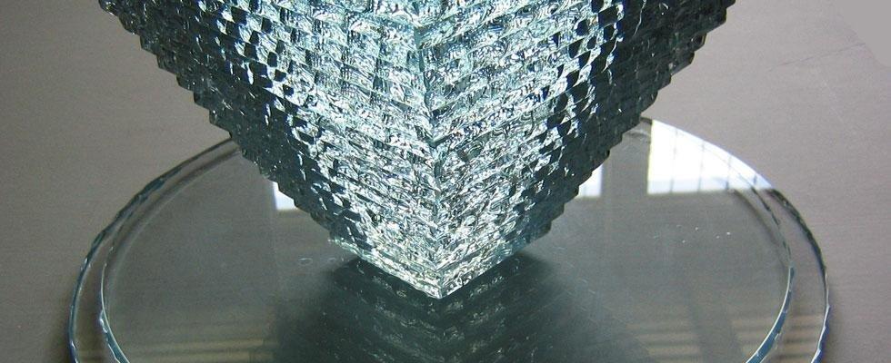 lavorazione cristallo vetreria BF