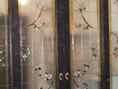 serramenti in vetro