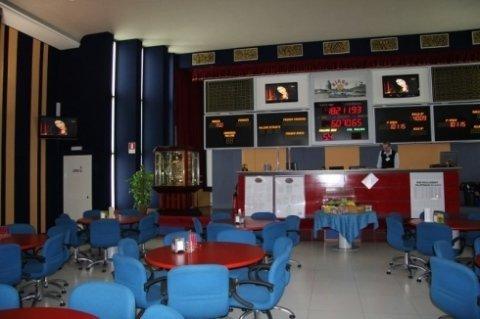 Bingo Galleria srl, Civitavecchia (RM), tavoli bingo