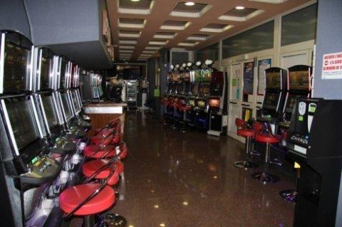 Bingo Galleria srl, Civitavecchia (RM), sala slot