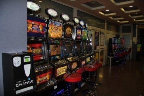 Bingo Galleria srl, Civitavecchia (RM), snack bar