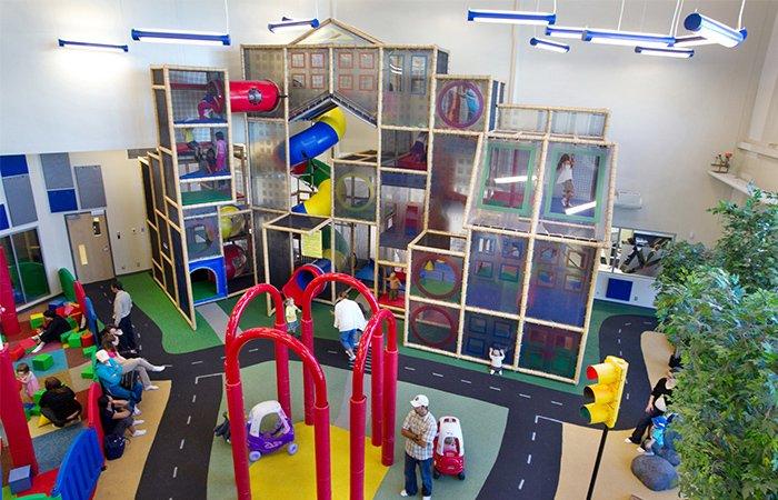 Indoor Play | Peak Play Environments