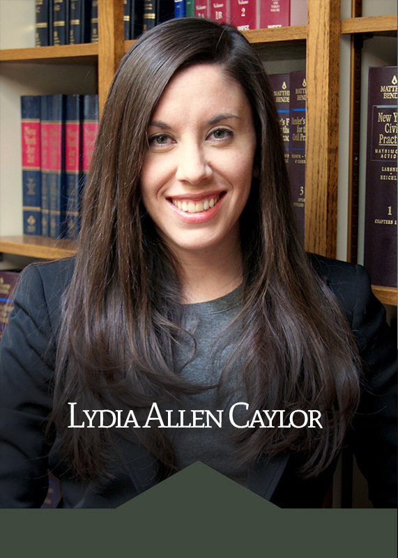 Lydia Allen Caylor - Personal Injury Attorney & Slip and Fall Attorney in Corry, PA & Warren, PA - Burgett & Robbins LLP
