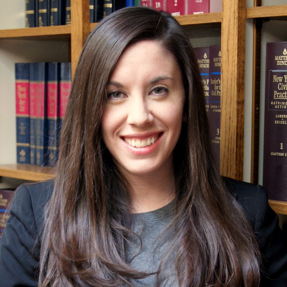Lydia Allen Caylor - Personal Injury Attorney in Falconer, NY & Westfield, NY - Burgett & Robbins LLP