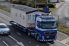 Moving caravan