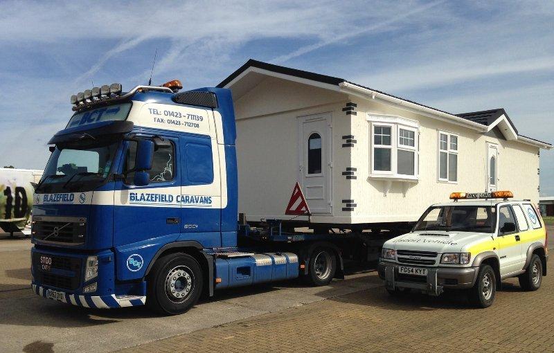 Caravan facilities