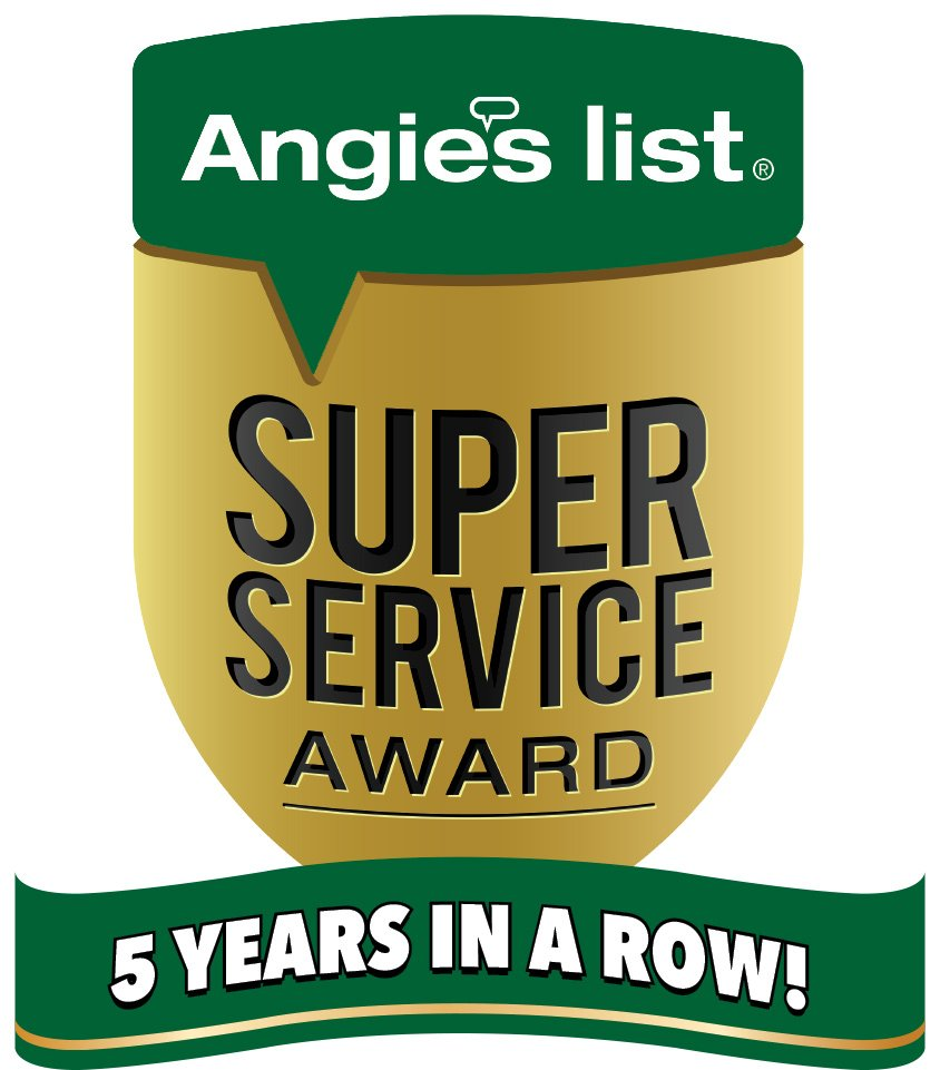 Angie's List – Super Service Award