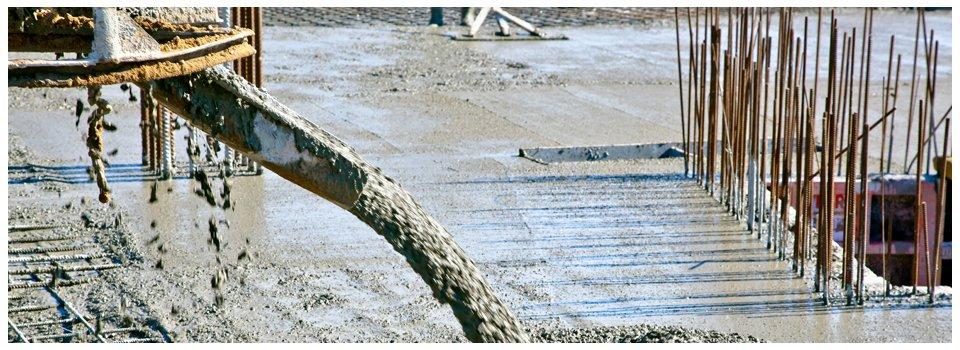 concrete pumping