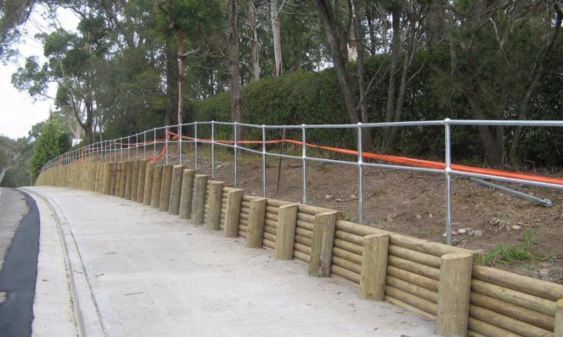 ball tube handrail