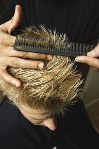 parrucchieri per uomo