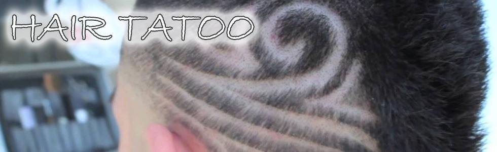 hair tatoo