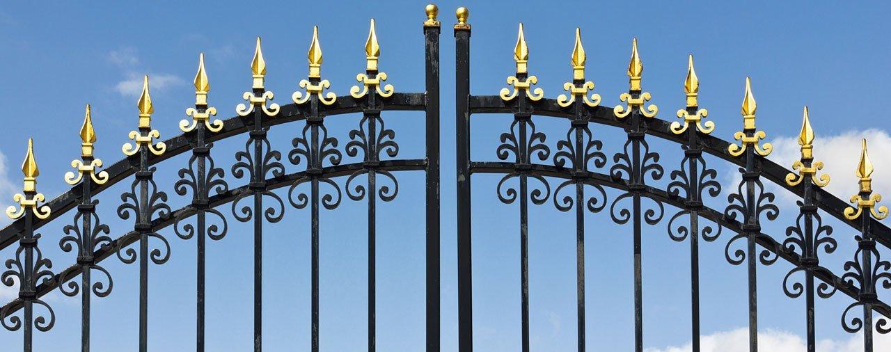Functional gate