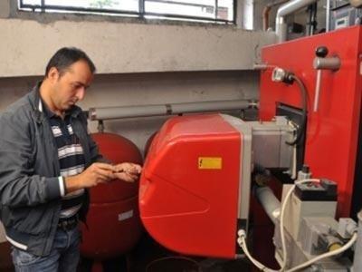 manutenzione ordinaria centrali termiche