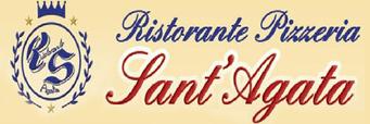 RISTORANTE PIZZERIA SANT'AGATA - LOGO