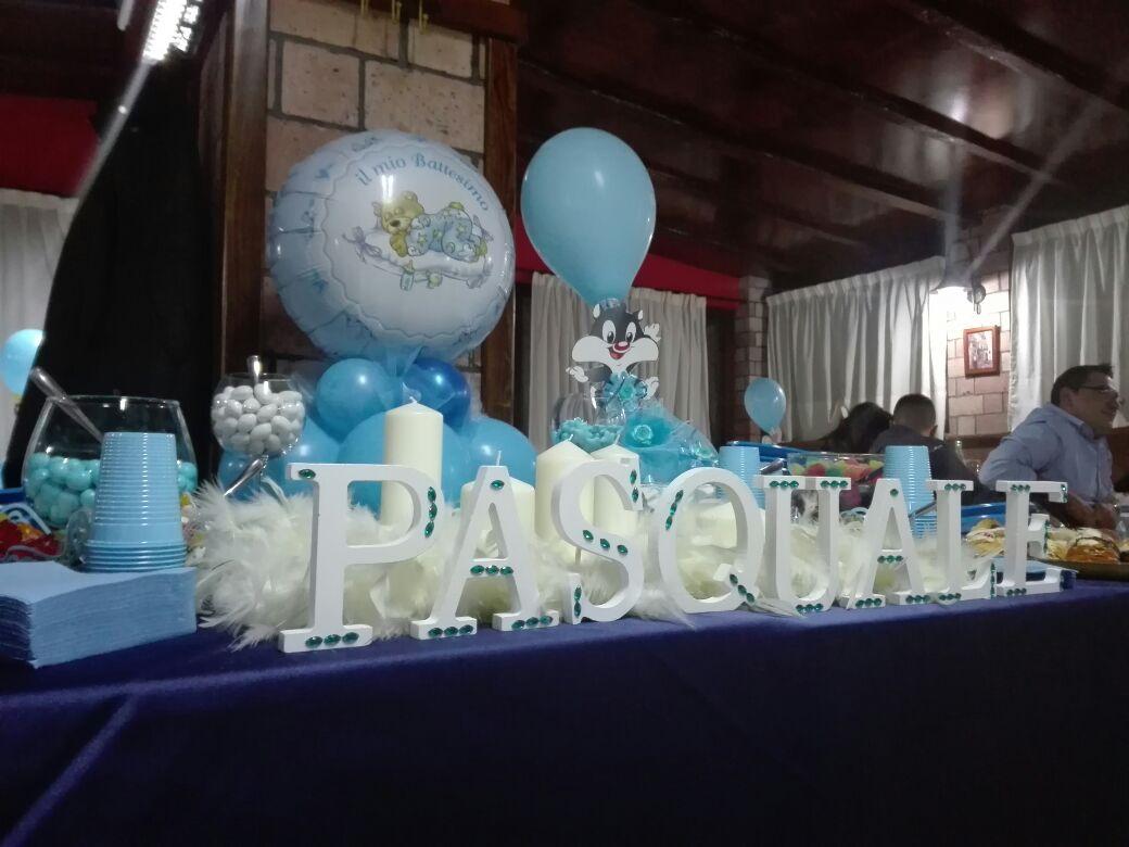 festa per battesimo