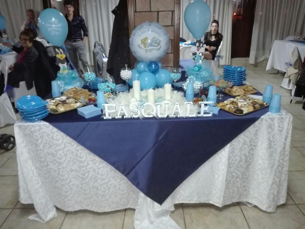 tavolo festa