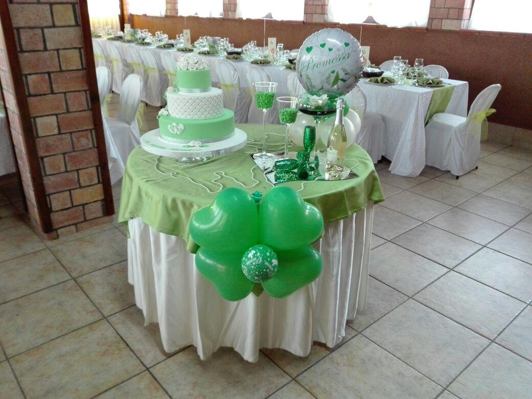 torta per la promessa