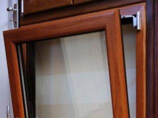 apertura di una finestra a vasista